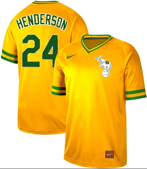 <img src='/pic/Athletics--2324-Rickey-Henderson-Yellow-Authentic-Cooperstown-Collection-Stitched-Baseball-Jersey-8912-21712.jpg' width=400>