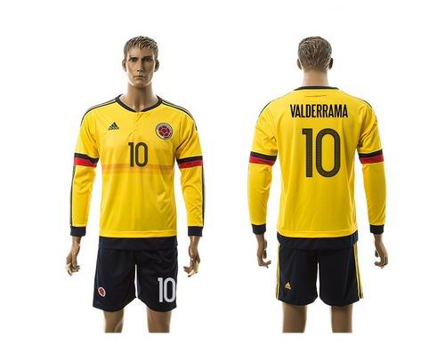 <img src='/pic/Colombia--2310-Valderrama-Home-Long-Sleeves-Soccer-Country-Jersey-2292-50249.jpg' width=400>