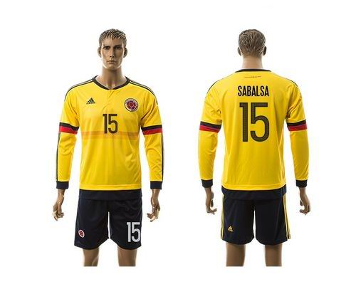 <img src='/pic/Colombia--2315-Sabalsa-Home-Long-Sleeves-Soccer-Country-Jersey-7051-85949.jpg' width=400>
