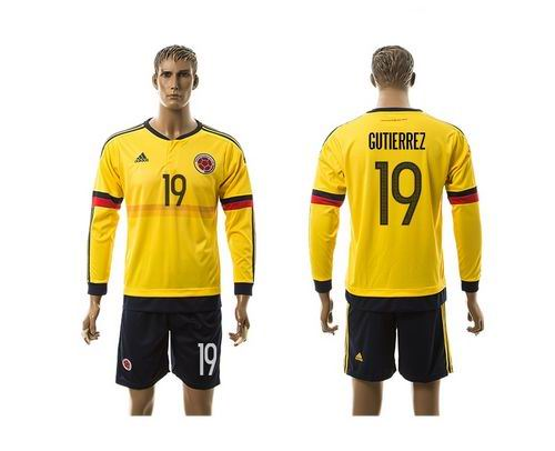 <img src='/pic/Colombia--2319-Gutierrez-Home-Long-Sleeves-Soccer-Country-Jersey-6817-77035.jpg' width=400>