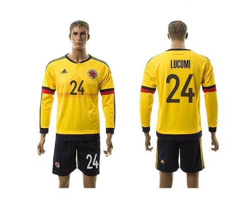 <img src='/pic/Colombia--2324-Lucumi-Home-Long-Sleeves-Soccer-Country-Jersey-6346-37360.jpg' width=400>