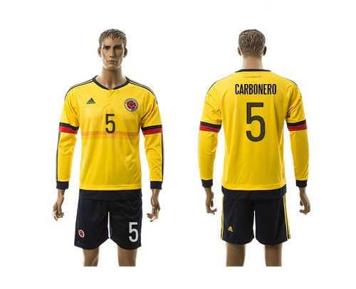 <img src='/pic/Colombia--235-Carbonero-Home-Long-Sleeves-Soccer-Country-Jersey-2802-66068.jpg' width=400>