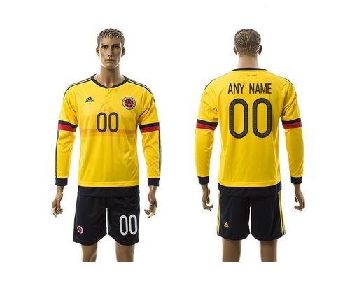 <img src='/pic/Colombia-Personalized-Home-Long-Sleeve-Soccer-Country-Jersey-5716-72622.jpg' width=400>