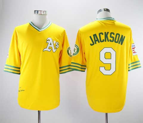 <img src='/pic/MLB-Jerseys-Mens-Adults-Oakland-Athletics-9-Reggie-Jackson-Yellow-Turn-Back-The-Clock-Copperstown-Collection-MLB-BaseBall-Jerseys-8954-13206.jpg' width=400>