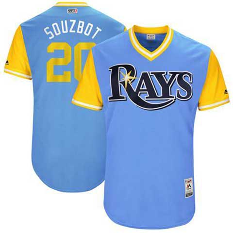 <img src='/pic/MLB-Jerseys-Mens-Adults-Tampa-Bay-Rays-20-Steven-Souza-Light-Blue-Souzbot-Players-Weekend-Authentic-MLB-BaseBall-Jerseys-5294-39395.jpg' width=400>