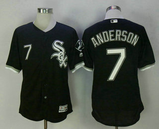 <img src='/pic/Men-27s-Chicago-White-Sox--237-Tim-Anderson-Black-Stitched-MLB-Flex-Base-Jersey-8080-25750.jpg' width=400>