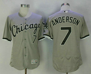 <img src='/pic/Men-27s-Chicago-White-Sox--237-Tim-Anderson-Gray-Road-Stitched-MLB-Flex-Base-Jersey-3033-98025.jpg' width=400>