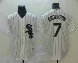 <img src='/pic/Men-27s-Chicago-White-Sox--237-Tim-Anderson-White-Stitched-MLB-Cool-Base-Jersey-6665-66928.jpg' width=400>