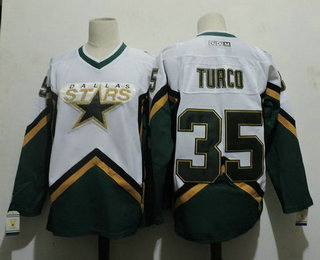 <img src='/pic/Men-27s-Dallas-Stars--2335-MARTY-TURCO-2003-CCM-Throwback-Home-NHL-Jersey-4834-61782.jpg' width=400>