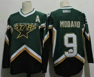 <img src='/pic/Men-27s-Dallas-Stars--239-Mike-Modano-2005-Green-CCM-Throwback-Stitched-Vintage-Hockey-Jersey-5315-46318.jpg' width=400>