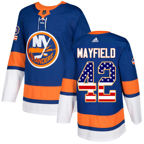 <img src='/pic/Men-27s-New-York-Islanders--2342-Scott-Mayfield-Adidas-Royal-Blue-Authentic-USA-Flag-Fashion-NHL-Jersey-8879-28695.jpg' width=400>