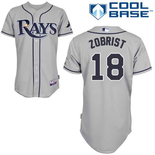 <img src='/pic/Men-27s-Tampa-Bay-Rays--2318-Ben-Zobrist-Gray-Road-Stitched-MLB-Majestic-Cool-Base-Jersey-8222-91303.jpg' width=400>