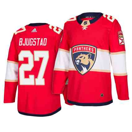 <img src='/pic/Mens-Florida-Panthers--2327-Nick-Bjugstad-Red-2018-New-Season-Prospect-Player-Uniform-1962-89709.jpg' width=400>