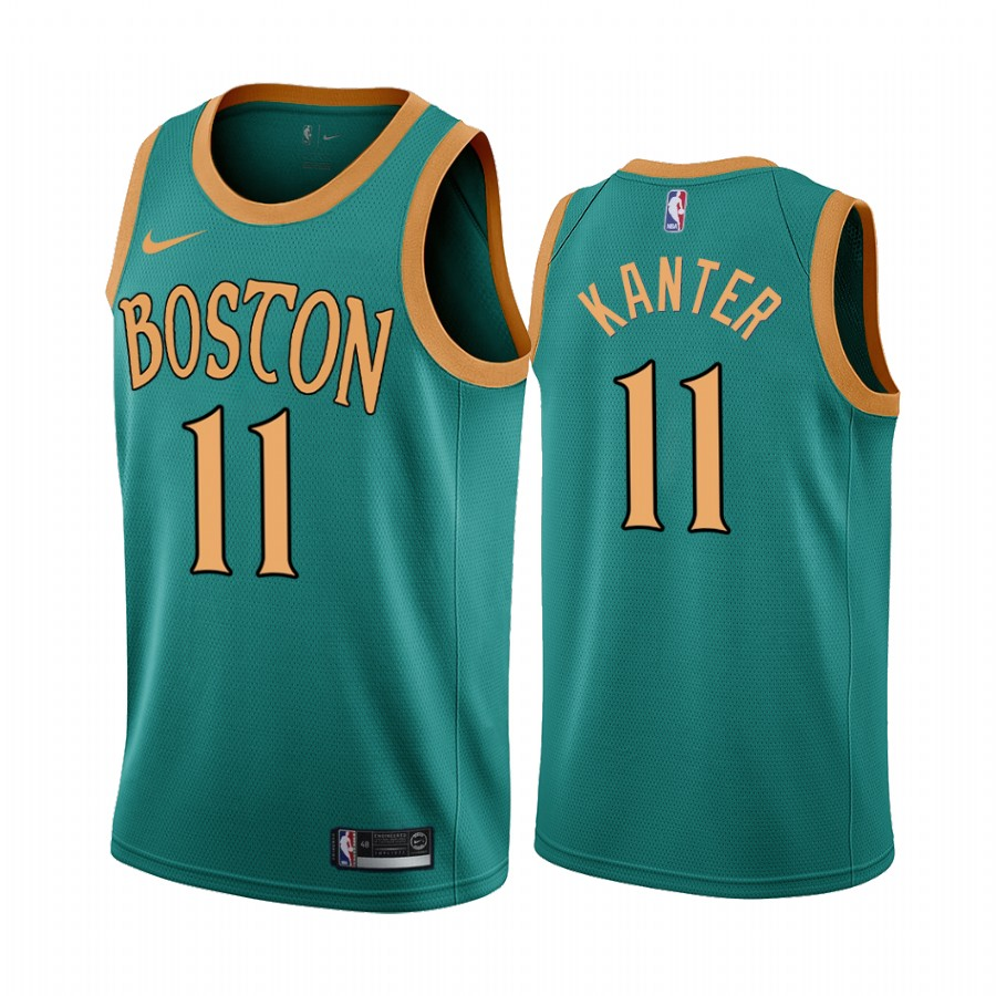 <img src='/pic/Nike-Celtics--2311-Enes-Kanter-Green-2019-20-City-Edition-NBA-Jersey-6582-84056.jpg' width=400>