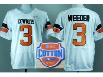 <img src='/pic/Oklahoma-State-Cowboys-3-Brandon-Weeden-White-Pro-Combat-College-Football-NCAA-Jerseys-2014-AT--26-T-Cotton-Bowl-Game-Patch-5429-54887.jpg' width=400>