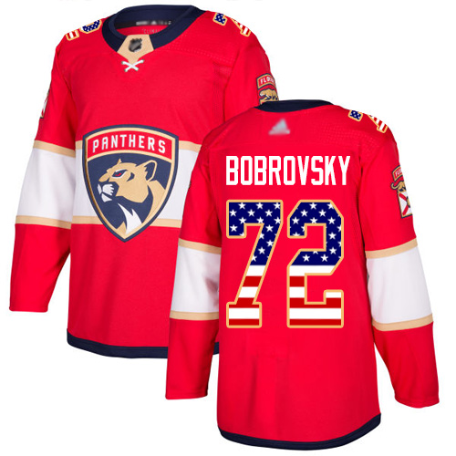 <img src='/pic/Panthers--2372-Sergei-Bobrovsky-Red-Home-Authentic-USA-Flag-Stitched-Hockey-Jersey-9188-96590.jpg' width=400>