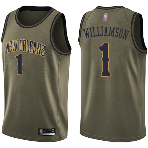 <img src='/pic/Pelicans--231-Zion-Williamson-Green-Basketball-Swingman-Salute-to-Service-Jersey-7484-50881.jpg' width=400>