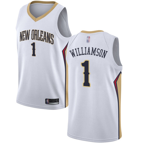 <img src='/pic/Pelicans--231-Zion-Williamson-White-Basketball-Swingman-Association-Edition-Jersey-9099-93169.jpg' width=400>