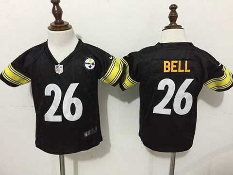 <img src='/pic/Toddler-New-NFL-Jerseys-Pittsburgh-Steelers-26-Le-Veon-Bell-Black-Team-Color-Jerseys-8567-93922.jpg' width=400>