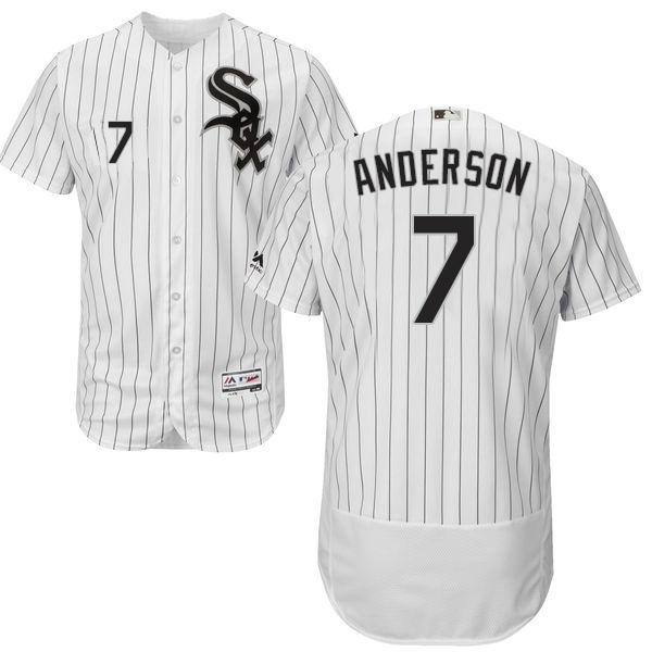 <img src='/pic/White-Sox--237-Tim-Anderson-White-28Black-Strip-29-Flexbase-Authentic-Collection-Stitched-MLB-Jersey-8433-91031.jpg' width=400>