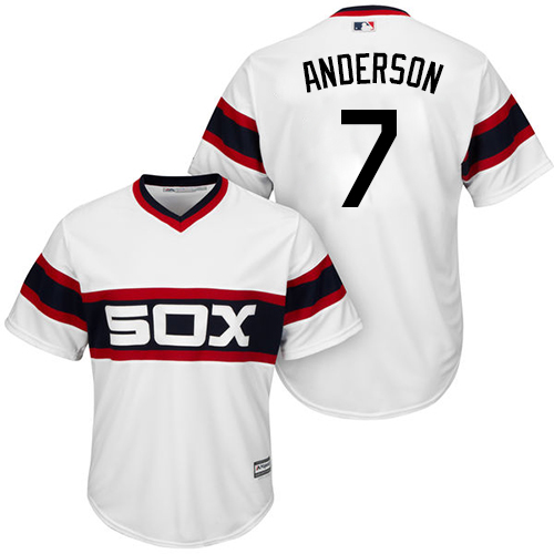 <img src='/pic/White-Sox--237-Tim-Anderson-White-New-Cool-Base-Alternate-Home-Stitched-MLB-Jersey-8700-50684.jpg' width=400>