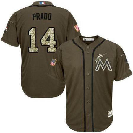 <img src='/pic/marlins--2314-Martin-Prado-Green-Salute-to-Service-Stitched-Baseball-Jersey-6266-73580.jpg' width=400>