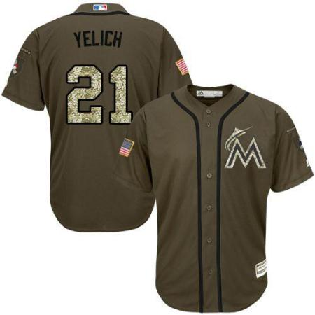 <img src='/pic/marlins--2321-Christian-Yelich-Green-Salute-to-Service-Stitched-Baseball-Jersey-4850-74280.jpg' width=400>